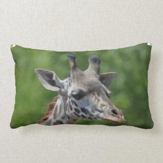 Great Giraffe Lumbar Pillow
