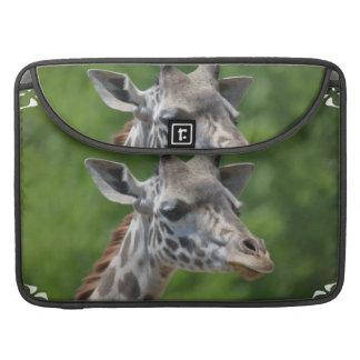 Great Giraffe Sleeve For MacBook Pro