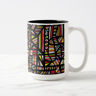 Great Glamorous Incredible Precious Two-Tone Coffee Mug
