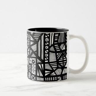 Great Glamorous Incredible Precious Two-Tone Coffee Mug