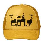 """Great Golfing Hat!"""