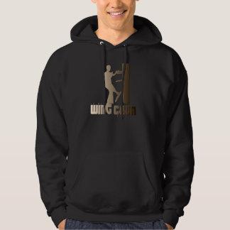 "Great Grand Master ""Ip Man"" WIng Chun-Wooden Dummy Sweatshirt"