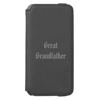 """""""Great Grandfather"""" iPhone 6 case"""