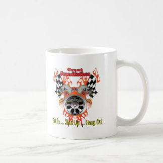 Great Grandfather Racing Father's Day Gifts Coffee Mug