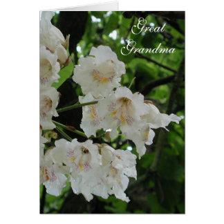 Great Grandma Birthday Card