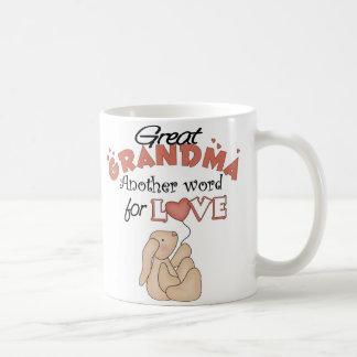 Great Grandma Children s Gift Mugs