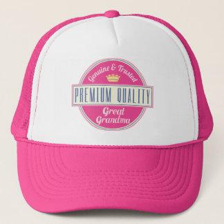 Great Grandma (Funny) Gift Trucker Hat