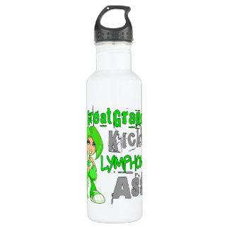 Great Grandma Kicked Lymphoma 42.9 Stainless Steel Water Bottle