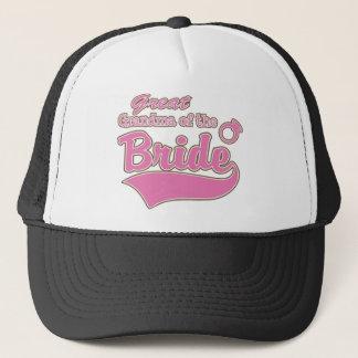Great Grandma of the Bride Trucker Hat