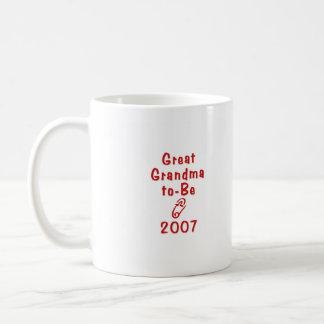 Great Grandma To Be 10 Mug
