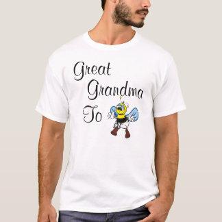 Great Grandma To Bee T-Shirt