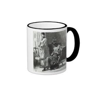 Great-Grandmamma Severan by Leslie Keith Ringer Coffee Mug