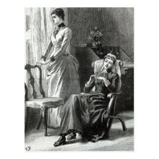 Great-Grandmamma Severan by Leslie Keith Postcard