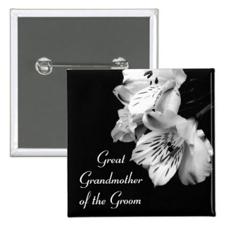 Great Grandmother of the Groom Lily I.D. Button