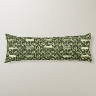 Great Grandpa - Camo Body Pillow