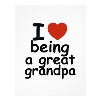 great grandpa letterhead