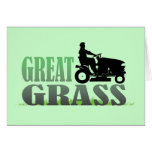 Great Grass Cards