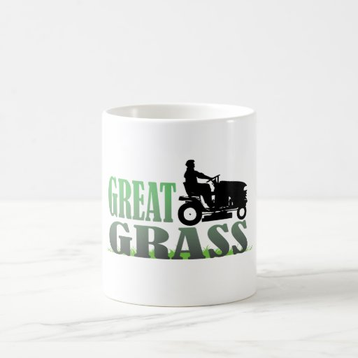 Great Grass Coffee Mug