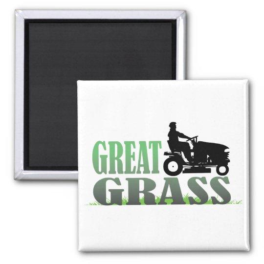 Great Grass Magnet