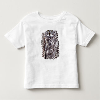 Great Gray Owl, Pine City MN perched on Aspen Toddler T-shirt