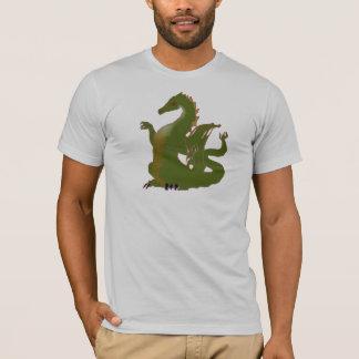 Great Green English Dragon Shirt