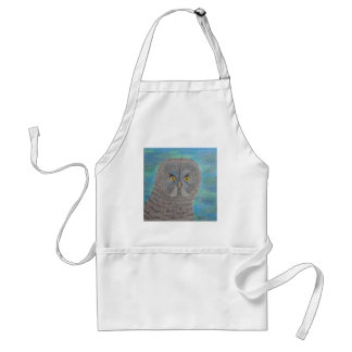 Great Grey Owl Aprons
