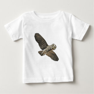 Great Grey Owl Baby T-Shirt