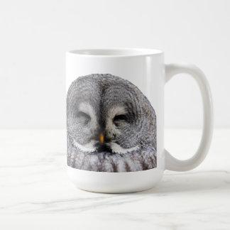 Great Grey Owl Coffee Mug