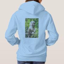 Great Grey Owl Hoodie