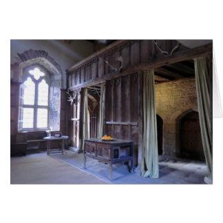Great Hall at Haddon Hall Card