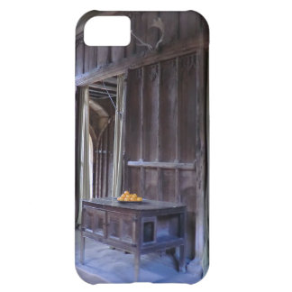 Great Hall at Haddon Hall Case For iPhone 5C