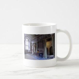 Great Hall at Haddon Hall Classic White Coffee Mug