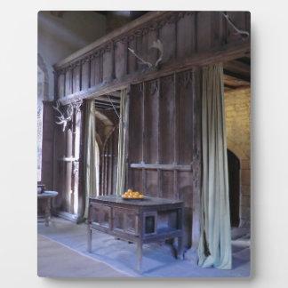 Great Hall at Haddon Hall Photo Plaques