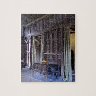 Great Hall at Haddon Hall Puzzle