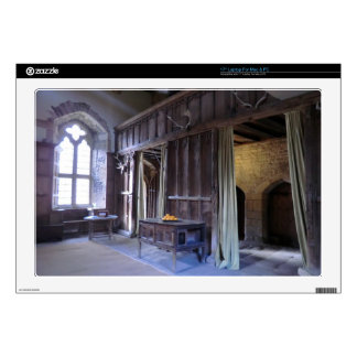 "Great Hall at Haddon Hall Skin For 17"" Laptop"
