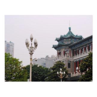 Great Hall of Chongqing Postcard