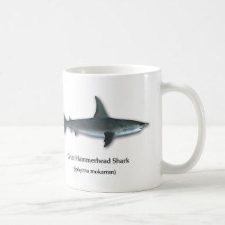 Great Hammerhead Shark Coffee Mug