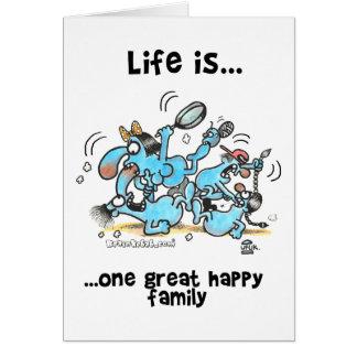 great_happy_family card