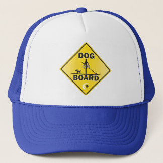 Great hat for dog loving paddleboarders