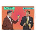 Great Head [custom greeting card] Card