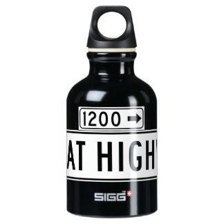 Great Highway, San Francisco Street Sign SIGG Traveler 0.3L Water Bottle