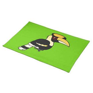 Great Hornbill Placemat