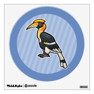 Great Hornbill Wall Sticker