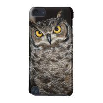 Great Horned Owl  2 iPod Touch 5G Case
