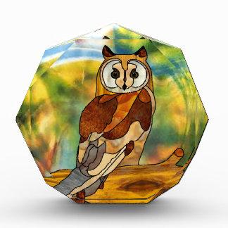 Great Horned Owl Award