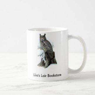Great Horned Owl - Bubo virginianus B/store Promo Coffee Mug