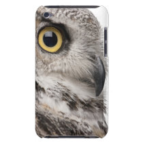 Great Horned Owl - Bubo Virginianus Subarcticus Barely There iPod Case