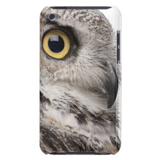 Great Horned Owl - Bubo Virginianus Subarcticus iPod Touch Case-Mate Case