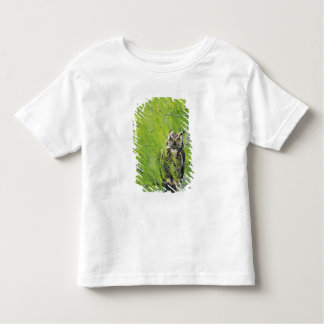 Great Horned Owl, Bubo virginianus , young in Toddler T-shirt