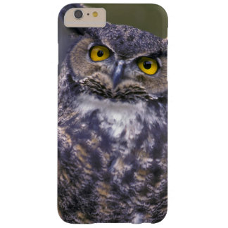 Great Horned Owl Barely There iPhone 6 Plus Case
